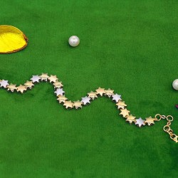 18k gold jewelry bracelet TOLUE YASE SEPAHAN gallery, code 11026