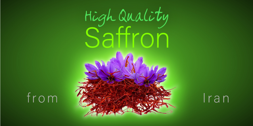 Iranian Best Quality Saffron