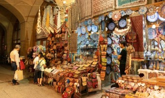 What are handicrafts?